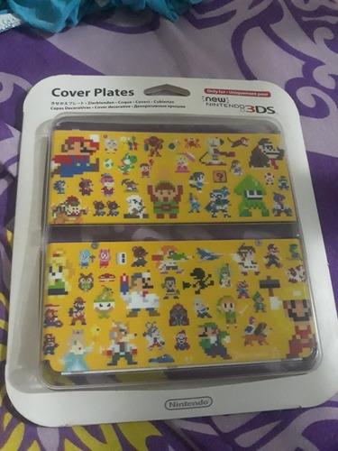 Carcasa Para La New 3ds Edición Especial Nintendo Original