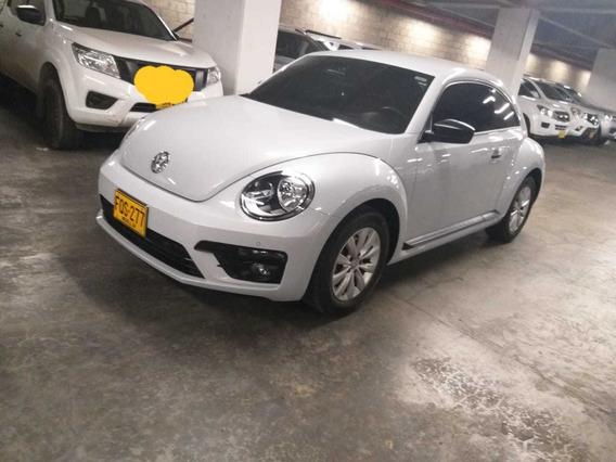 Volkswagen New Beetle Desing 2.5 At - Fqs277