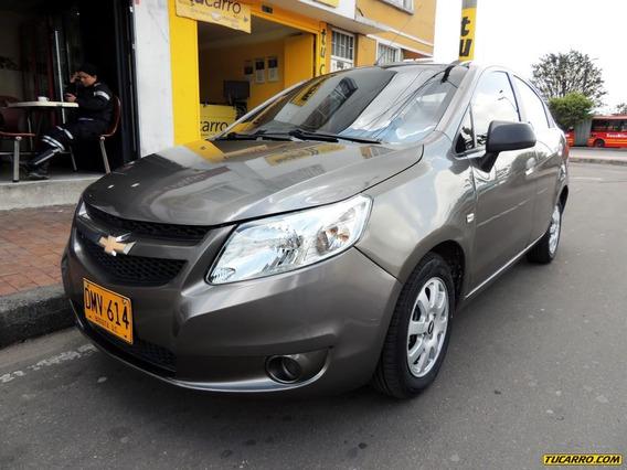 Chevrolet Sail Lt 1.4cc Aa Mt