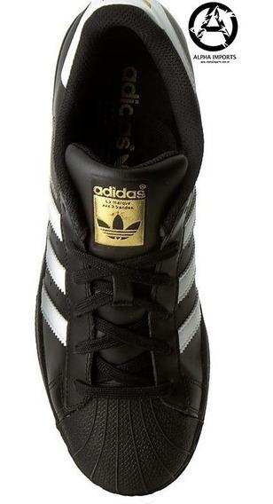 Tênis adidas Superstar Foundation Original Importado