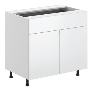 Mueble Gabinete Bajo90v Cocina Fregadero Sobreponer 1,0x0,5m