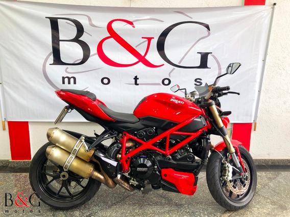 Ducati Street Fighter 848cc - 2013