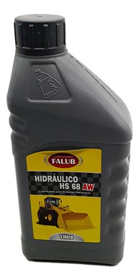 Oleo Hidraulico 68 1 Litro