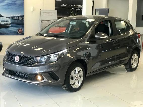 Fiat Argo Drive 1.3 Conect Hasta 400.000 En Cuotas Fijas