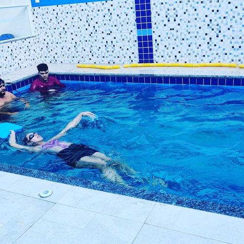 Imagem 1 de 5 de Aulas De Pilates Natação Hidroginástica Futevôlei Funcional