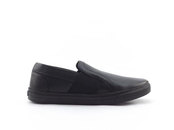 Zapatos Mocasin Storkman Hombre Casual Comodos Liviano Cuero