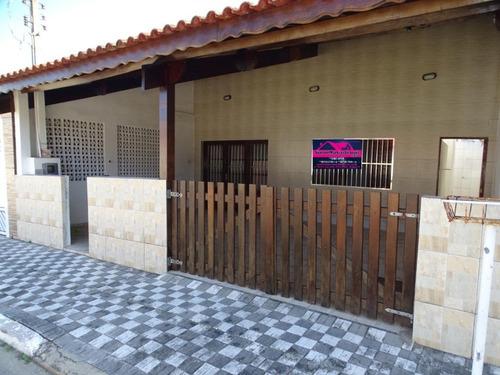 Casa Com 2 Dormitórios À Venda, 65 M² Por R$ 199.000 - Vila São Paulo - Mongaguá/sp - Ca0768