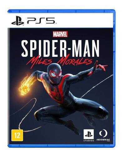 Marvel's Spider-Man: Miles Morales Standard Edition Sony PS5 Físico