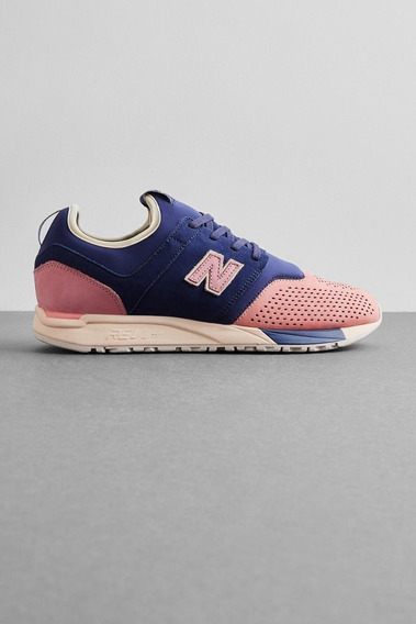 Tenis New Balance Exclusivo Blue Hour Reserva