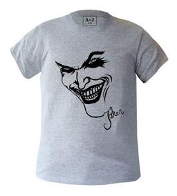 Playera Estampada Superhéroes Joker 2