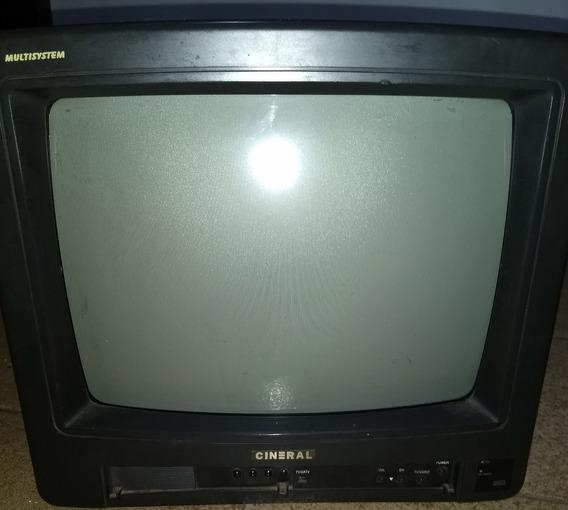 Tv Televisão Cineral 14 Polegadas