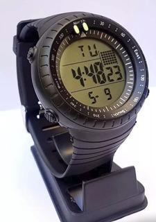 Reloj Tactico Militar Digital Resistente Alarma Cronom Luz