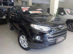 Ecosport Titanium Plus Automatico 2014 **unico Dono **