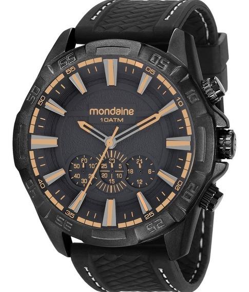Relógio Masculino Mondaine Original Garantia 53746gpmvpi1