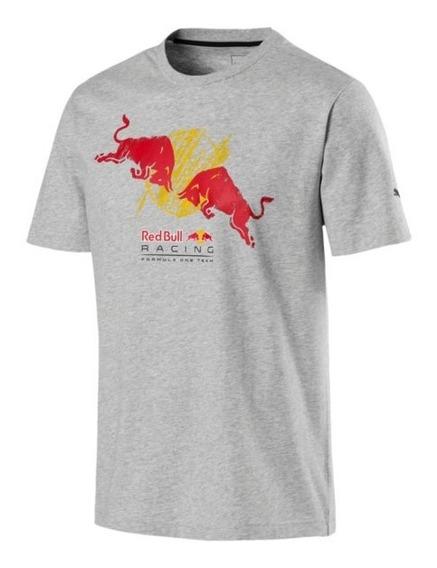 Polera Puma Fórmula 1 Red Bull Racing Team / Stgo. Boxer