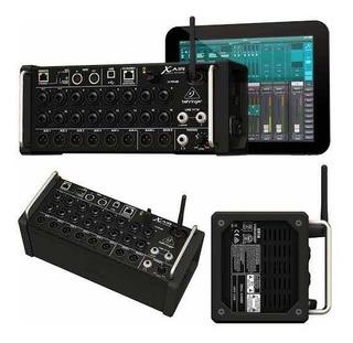 Mezcladora Digital Behringer Xr18 Rack P/tablet/iPad