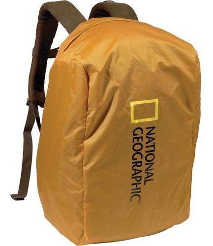 Rain Cape Rucksacks + Backpacks Yellow National Geographic