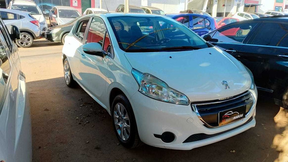 Peugeot 208 Active 1.5 2014/2015 Manual Flex Único Dono