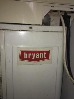 Aire Acondicionado Split Frio Calor Bryant