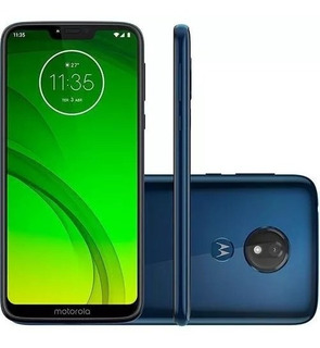 Celular Motorola Moto G7 Power 64gb Indigo 4g Ram And 9.0