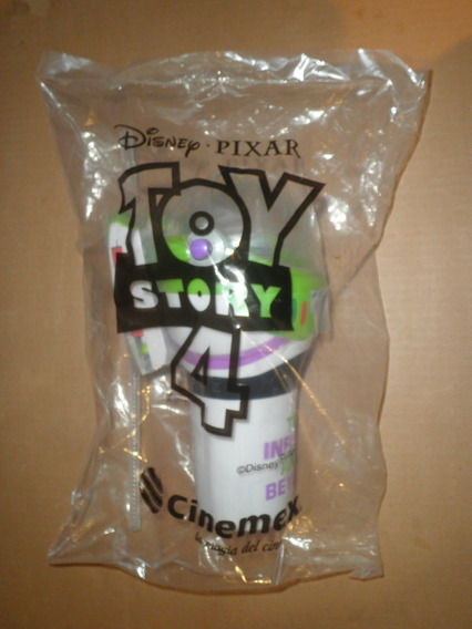 Vaso Buzz Lightyear Cinemex