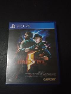 Resident Evil 5 Ps4 Fisico