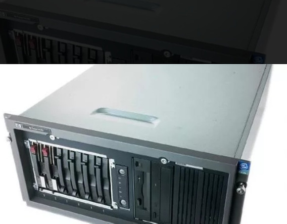 Servidor Hp Proliant Ml350
