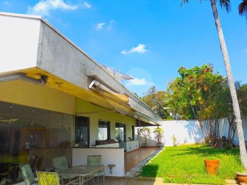 Lindo Sobrado Para Venda E Locação Com 4 Dormitórios Imóvel Bem Localizado No Jardim Cordeiro. - 375-im22931