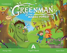Greenman And The Magic Forest A Pupil