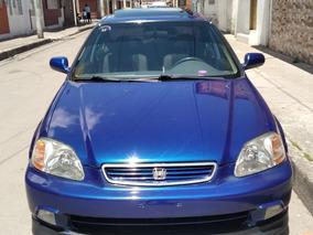 Honda Civic Ex V-tec Full Equipo