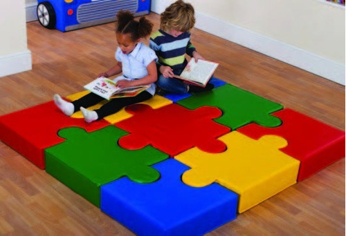 Linea Soft Play Rompecabezas Didactico