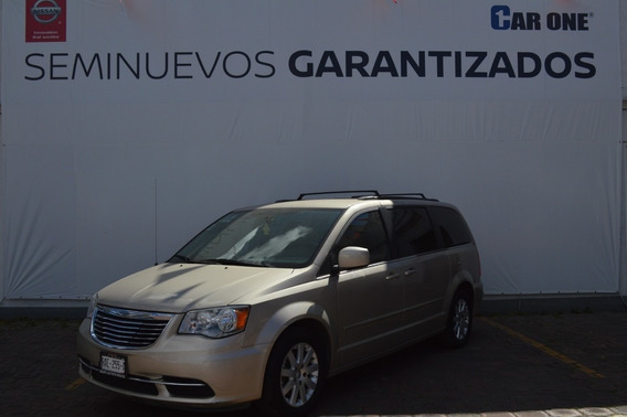 Chrysler Town & Country 2016 3.6 Touring Piel At
