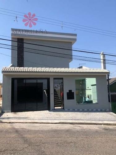 Imagem 1 de 15 de Casa Sobrado Condomínio Em Vila Ré  -  São Paulo - 907