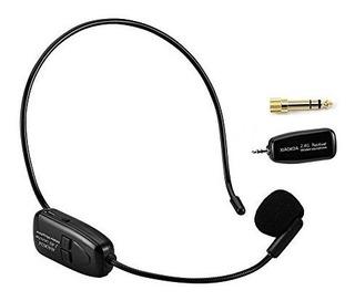 Xiaokoa Microfono Inalambrico 24g Transmision Estable Inalam
