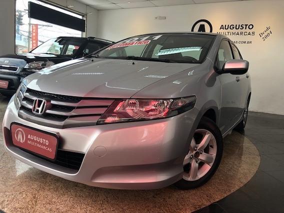 Honda City Dx 1.5 16v (flex) (aut.) 2011