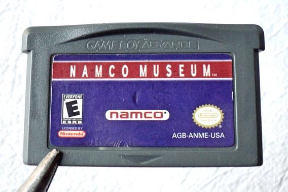 Namco Museum Cartucho Para Game Boy Advance 2001