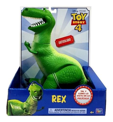 Muñeco Figura Rex Toy Story 4 Articulado Original