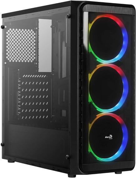 Pc Gamer Ryzen 5 3600 -16gb -ssd 240gb- Gtx 1050ti 4gb - M36