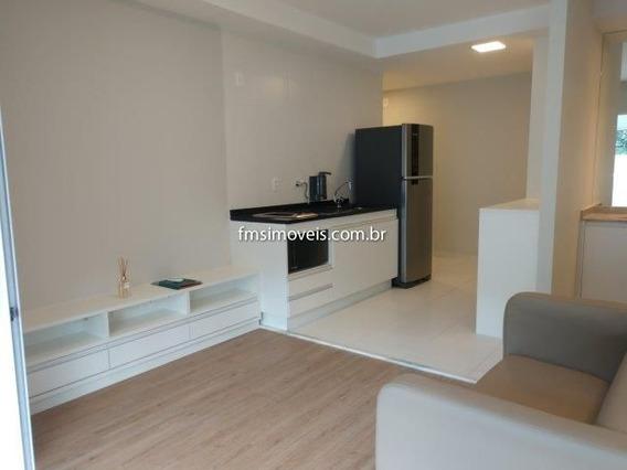 Kitchenette Para Para Alugar Com 1 Quarto 1 Sala 44 M2 No Bairro Consolação, São Paulo - Sp - Ap324715mck