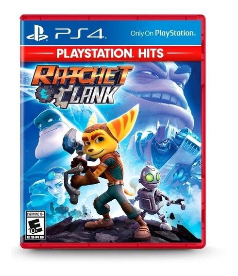 Ratchet & Clank - Ps4 Playstation 4 Lacrada Pt Br