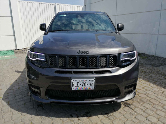 Jeep Grand Cherokee 2019 5p Srt8 4x4 V8/6.4 Aut