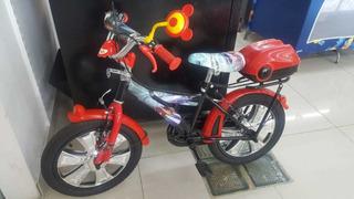 Bicicleta Niño Usada En Perfecto Estado