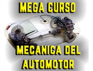 Mega Curso Mecánica Automotriz Pack 200 Pdf 70 Videos Y Mas!