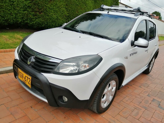Renault Snadero Stepway Dynamiquet 2011 Aa Abs Abg