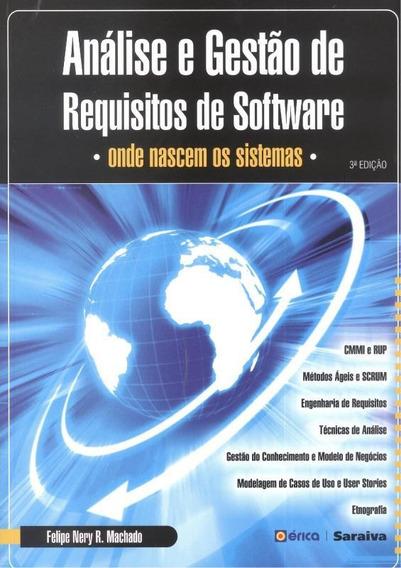 Analise E Gestao De Requisitos De Software - Onde Nascem O