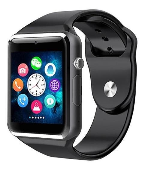 Reloj Inteligente Smartwatch Smartband Sim Cámara Iwatch A1
