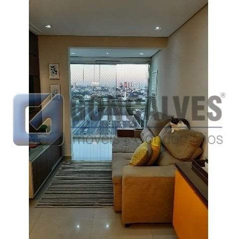 Venda Apartamento Diadema Piraporinha Ref: 135931 - 1033-1-135931