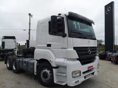 Mercedes-benz Mb Axor 2540 2011 - Selectrucks