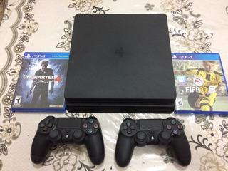 Consola Playstation Slim 500 Gb