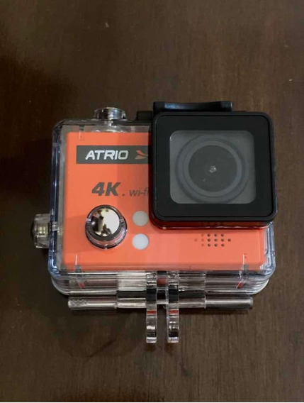 Kit Câmera Atrio Fullsport 4k + Cartão 32 Gb Classe 10